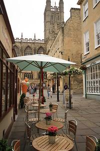 Cafe, Bath