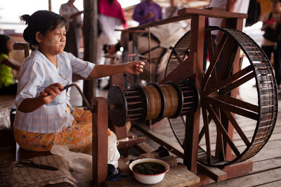Spinning, inle
