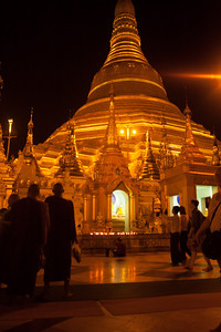 Shwedagon Nights