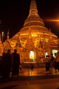 Shwedagon Nights