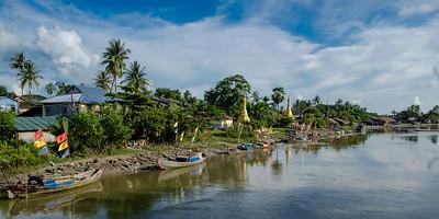 Myanmar, celebrations and landscapes