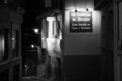 Bar Duque, Segovia