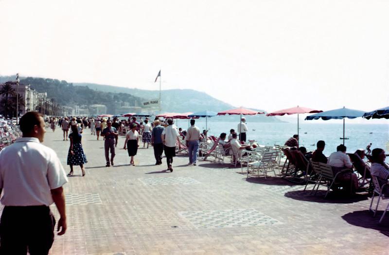 Ruhl Plage, Promenade des Anglais<br /> Nice, France