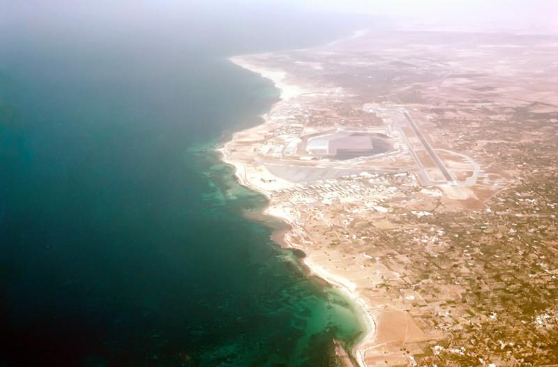 """Wheelus AFB (US)<br /> <a href=""""http://en.wikipedia.org/wiki/Wheelus_Air_Base"""">http://en.wikipedia.org/wiki/Wheelus_Air_Base</a><br /> <br /> Now Okba Ben Nafi Airfield"""