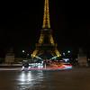 Acroiss the Seine