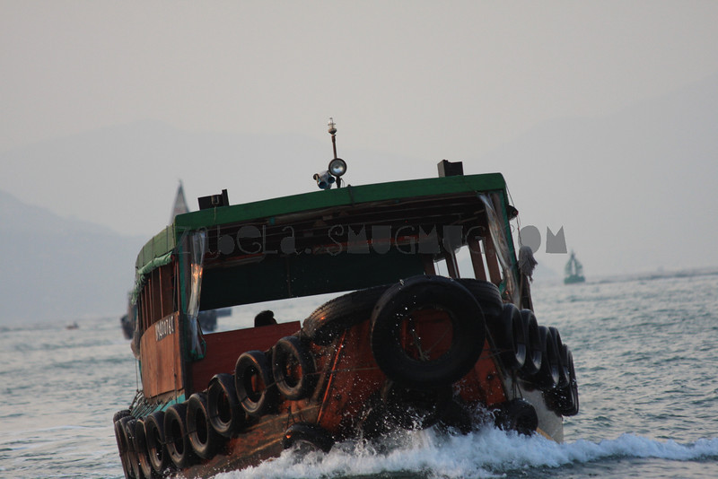The Sampan to Mui Wo