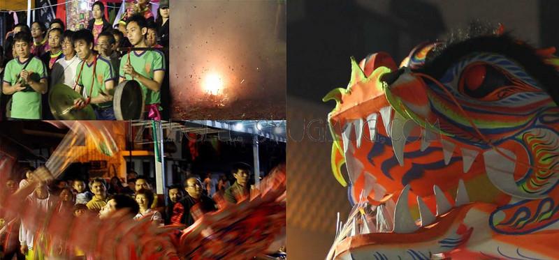 Four Dragon Festival in Mui Wo