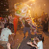 Celebration of Mid-autumn Festival in Luk Tei Tong village in Hong Kong