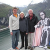 Nicolai, Ruth, Paul and Dooley - Norway, 2012