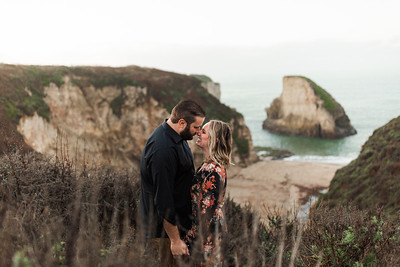 Alexandria Vail Photography Santa Cruz Engagement Jessica + Nick101