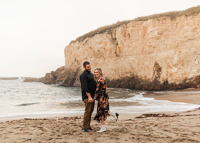 Alexandria Vail Photography Santa Cruz Engagement Jessica + Nick197