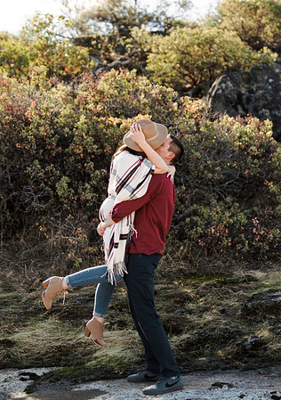 Alexandria Vail Photography Shaver Lake Engagement Mat + Deanna133