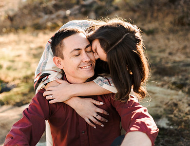 Alexandria Vail Photography Shaver Lake Engagement Mat + Deanna164