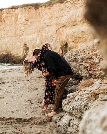 Alexandria Vail Photography Santa Cruz Engagement Jessica + Nick161