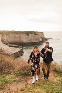 Alexandria Vail Photography Santa Cruz Engagement Jessica + Nick273