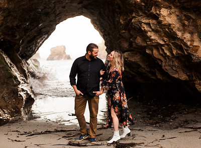Alexandria Vail Photography Santa Cruz Engagement Jessica + Nick242