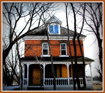 The Former Stuart House in Selkirk Mb