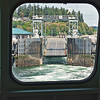 Ferry Boat Docking, Clinton, WA