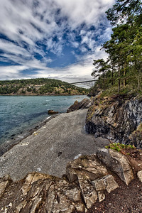 Deception Pass Bridge, Whidbey Island Washington