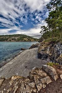 Deception Pass Bridge, Whidbey Island Washington