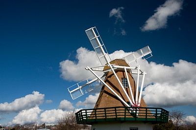 Windjammer Park Windmill.