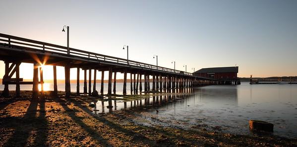 Coupeville Pier