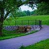 A path in Lake Olathe Park