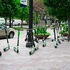"I've been told that a collection of electric scooters is called an ""obnoxium"". Has anyone else heard that?"