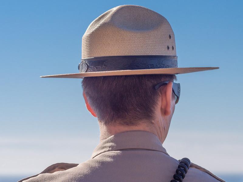 Mr State Park Ranger, Near Piedras Blancas, CA