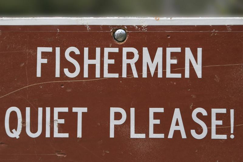 Portion of Sign at Sardine Lake Resort, Sardine Lake CA