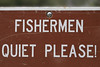 Portion of Sign at Sardine Lake Resort, Sardine Lake CA