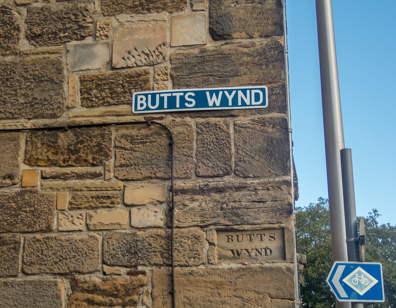 Whose butt wind exactly are they referring to?