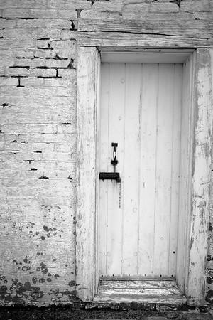 Door in Maine