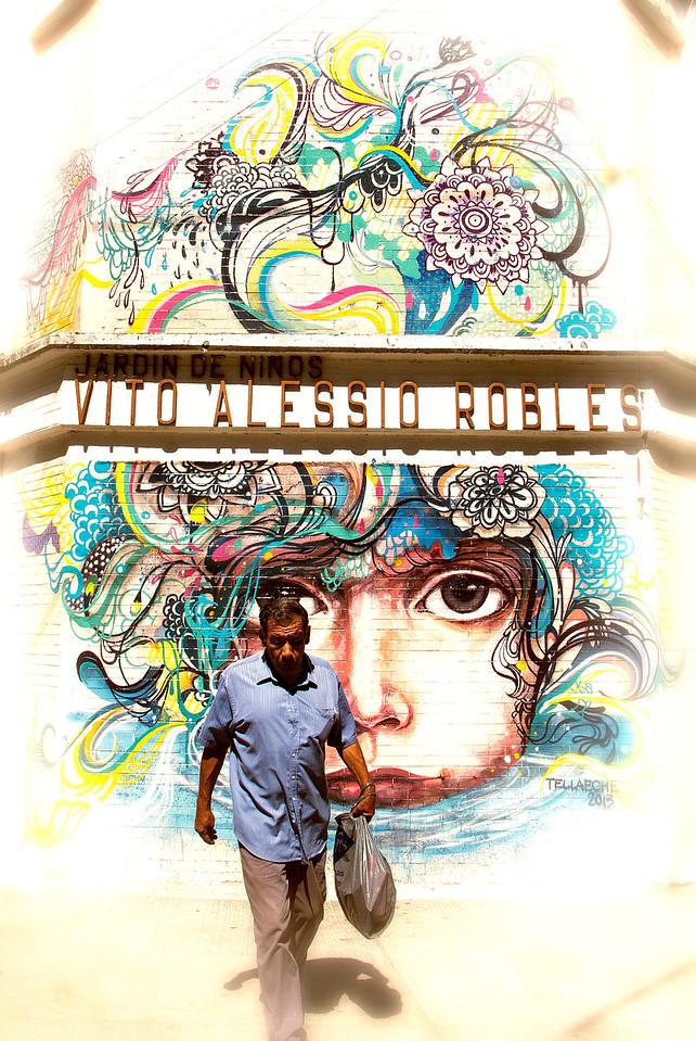 Vito Alessio Robles Mural