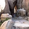 Stairway to Boulder Park.