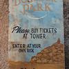 Boulder Park is adjacent to the Desert Tower.