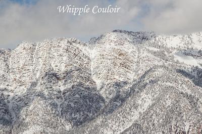 The Whipple Couloir