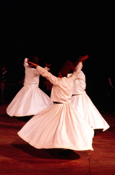 Whirling Dervish - Turkey