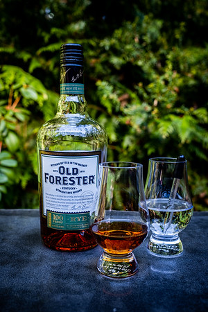 Old Forester ~ 4 / 5