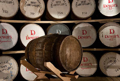 Dewar's World of Whisky, Aberfeldy, 11/5/12. © Malcolm Cochrane Photography  +44 (0)7971 835 065  mail@malcolmcochrane.co.uk  No syndication  No reproduction without permission