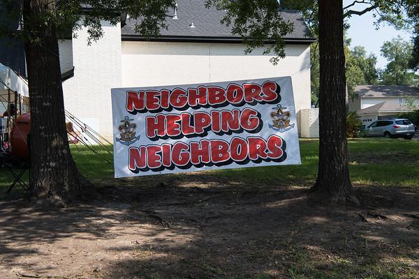 Whispering Pines Neighbors helping Neighbors