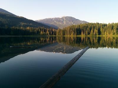 Lost Lake & Whistler Mountain