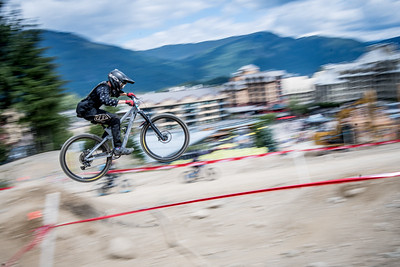 BC Cup Downhill, Whistler, 2019. Photo by Scott Robarts