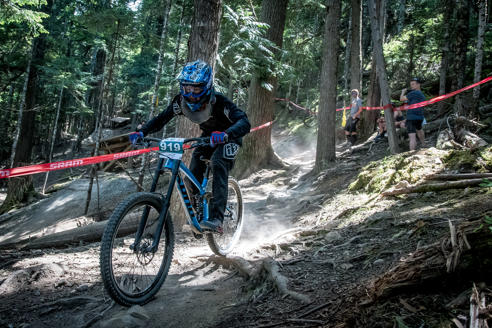 Whistler Downhill BC Cup 2017