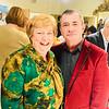 Whistler House trustee emeritus Joseph Pyne and Mary of Lowell