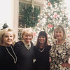 Left, Judy Williams, Elaine Dalton and WHM Treasurer Louise Griffin, all of Lowell, and Mary Jo Sudol of Dracut