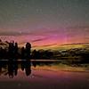 Elfin Lakes Aurora