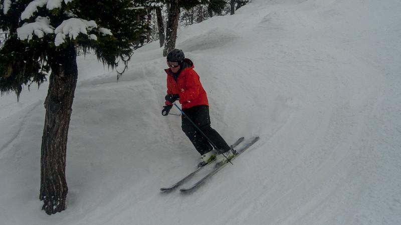 ISHA Ski Day 45 (Arthur's Choice)