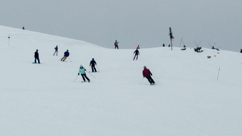 ISHA Ski Day 33 (Harmony Ridge)