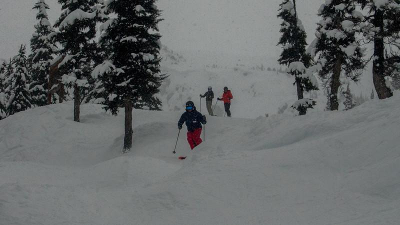 ISHA Ski Day 42 (Arthur's Choice)